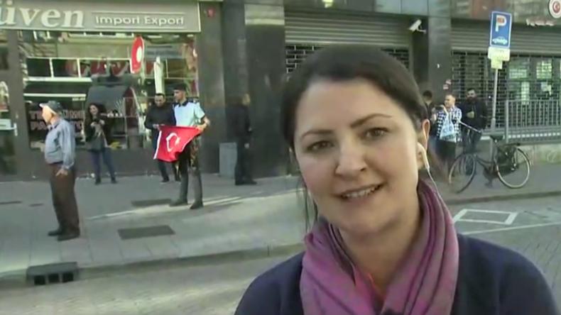 Charlotte Dubenskij berichtet live aus Rotterdam.