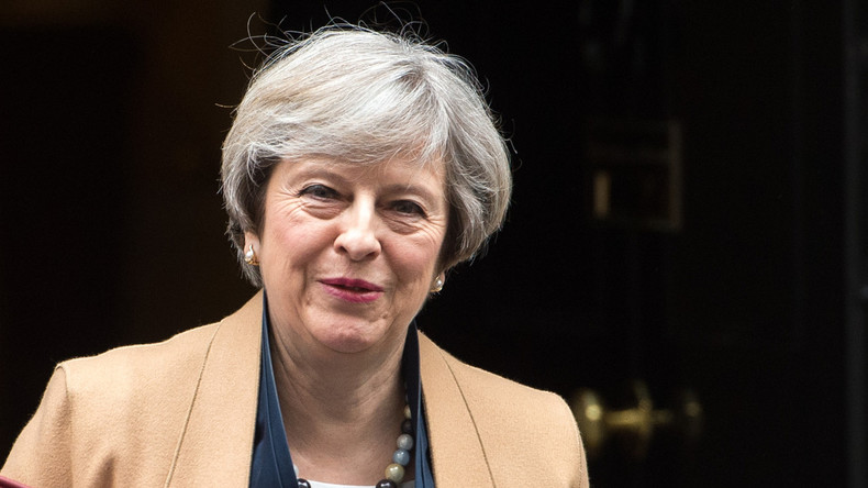 Medienberichte: Theresa May ernennt Antisubversionsminister