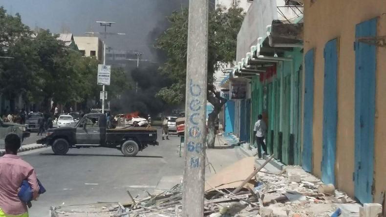Autobomben explodieren in somalischer Hauptstadt: Mehrere Tote und Verletzte