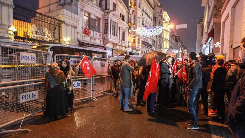 Reisewarnung für niederländische Bürger in der Türkei