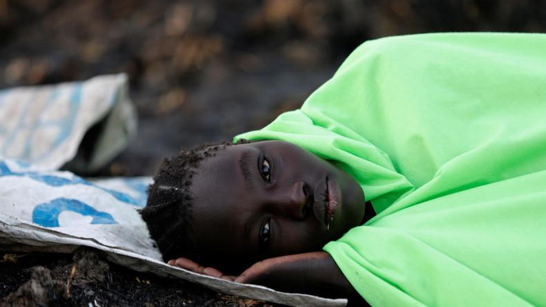Krisengebiete in Afrika und Asien: Größte Hungerkatastrophe seit Zweitem Weltkrieg droht