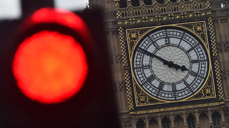 London dementiert Ernennung des Antisubversionsministers