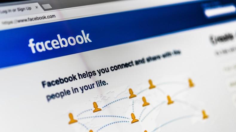 Facebook verbietet Nutzung von persönlichen Daten zur Observation von Personen