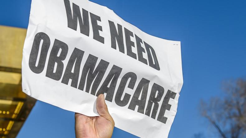 Obamacare-Aufhebung wird 52 Millionen US-Amerikaner ohne Krankenversicherung lassen