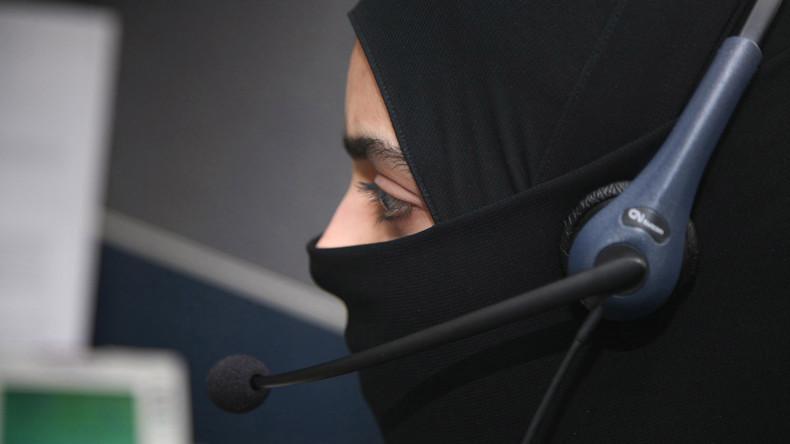 """Europäischer Gerichtshof: """"Die Arbeitgeber dürfen das offene Tragen religiöser Symbole verbieten"""""""