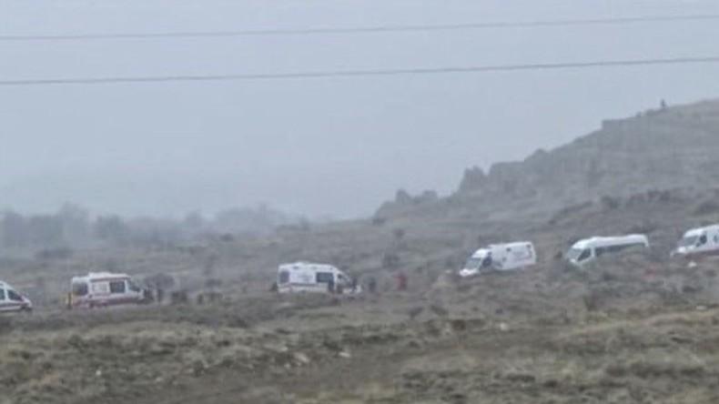 Drei Heißluftballons mit Touristen in der Türkei fast abgestürzt – Mindestens 41 Verletzte