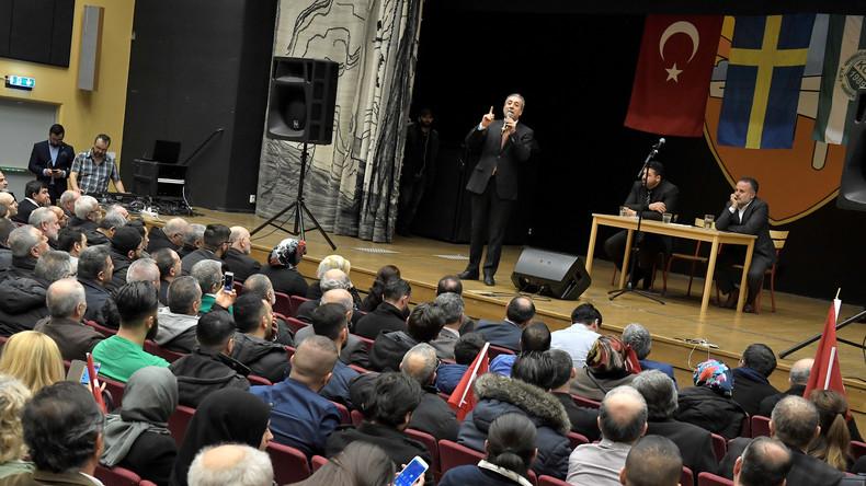 Kein niederländischer Weg in Stockholm: Freie Fahrt für türkischen Wahlkampf in Schweden