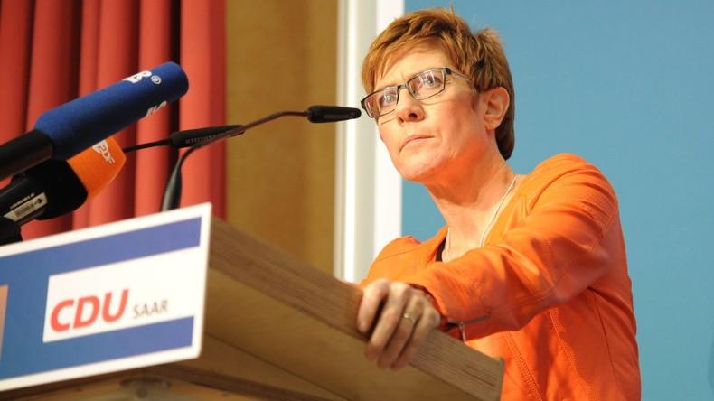 """Saarländische Ministerpräsidentin: """"Innertürkische Konflikte haben in Deutschland nichts zu suchen"""""""