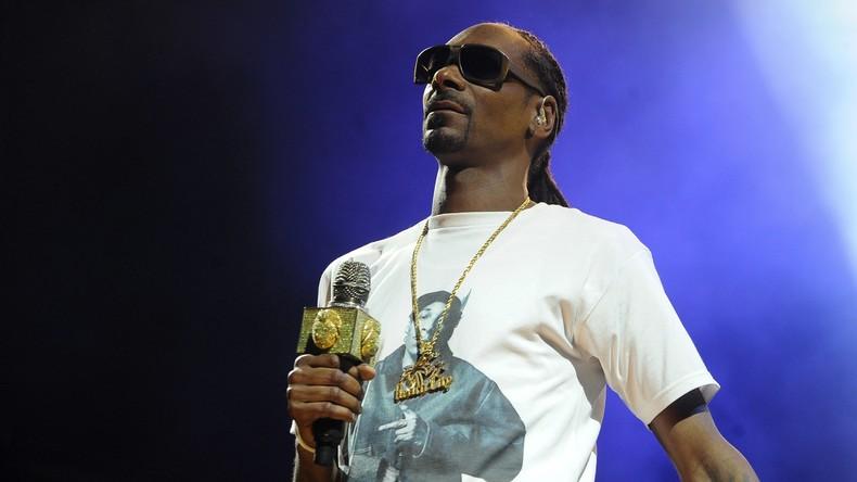 """US-Rapper Snoop Dogg erschießt """"Trump"""" [VIDEO]"""