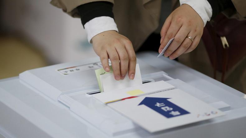 Südkorea nennt Stichtag der vorgezogenen Neuwahlen