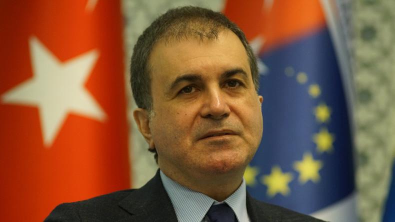 Türkischer Europaminister: Ankara muss Migrationsabkommen mit der EU revidieren
