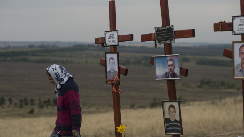 Fast 10.000 Tote im Konflikt im Donbass