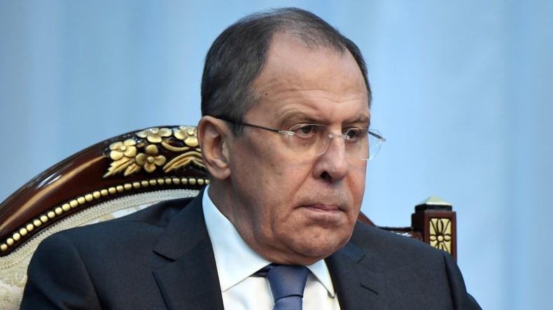 Außenminister Lawrow: Die EU unterminiert jahrhundertealte Verbindungen im postsowjetischen Raum