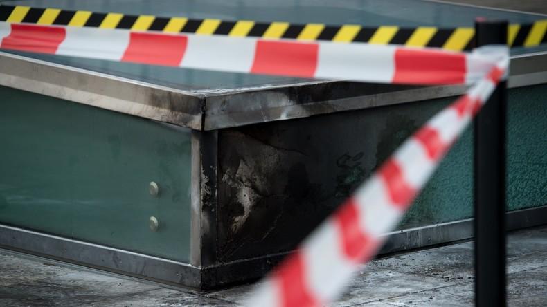 Berlin: Verdächtiges Paket im Bundesfinanzministerium entdeckt