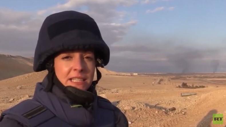 """RT-Reporterin über sechs Jahre Krieg in Syrien: """"Jenseits der schlimmsten Albträume"""""""