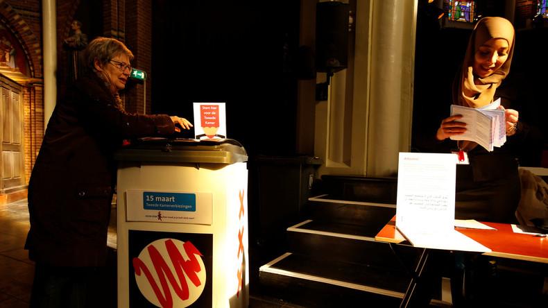 Live-Ticker zur Parlamentswahl in den Niederlanden