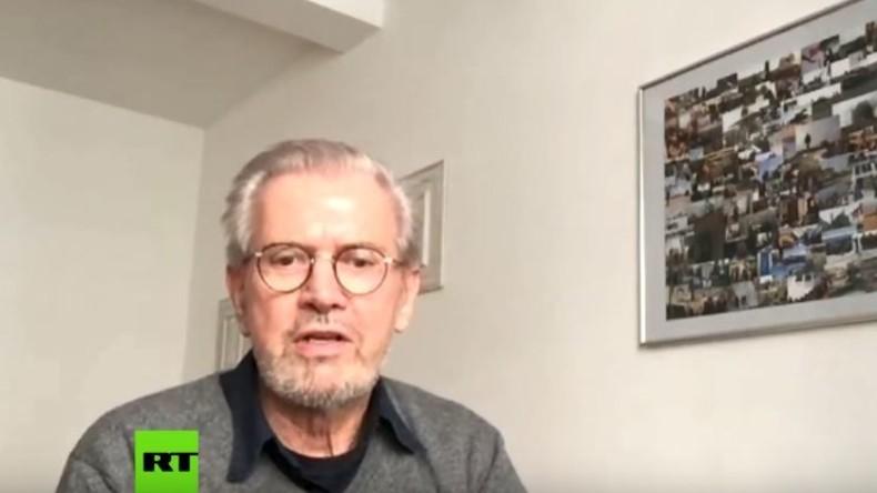 """Todenhöfer zur Mossul-Berichterstattung des Mainstreams: """"Form von Fankurven-Journalismus"""""""
