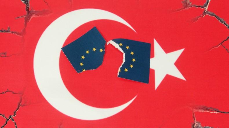 Über 64 Prozent der Deutschen wollen Aussetzung der EU-Beitrittsverhandlungen mit der Türkei
