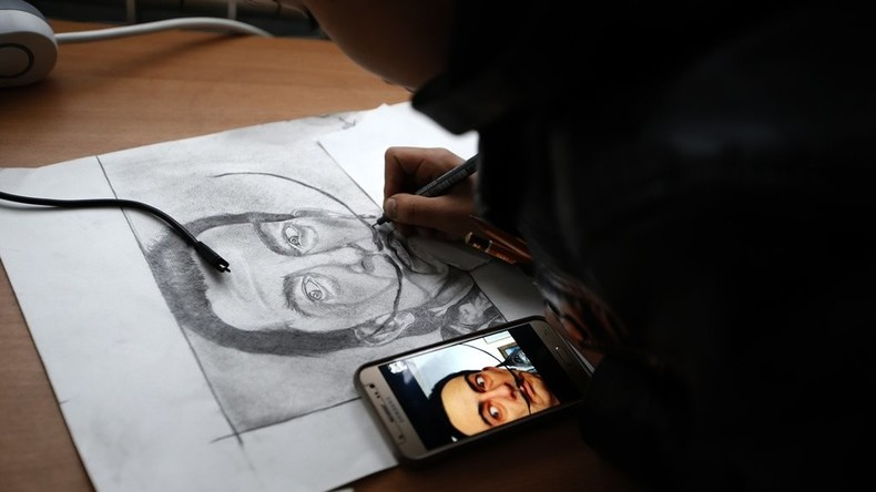 Wunderkind entdeckt: Der Pablo Picasso unter den Flüchtlingen