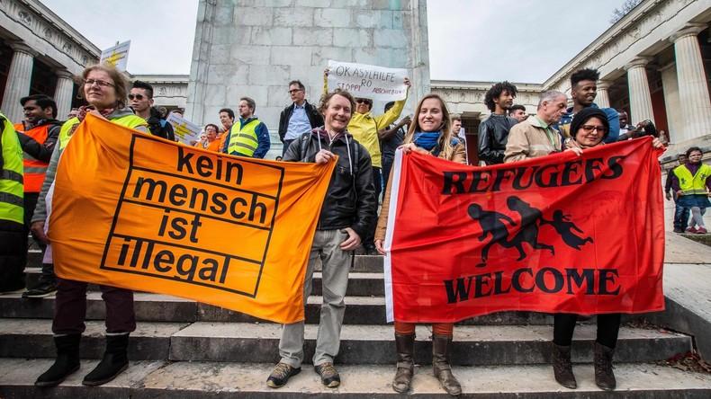 Zwei Drittel Asylbewerber in Deutschland haben keinen Ausweis – wie viele einen haben, ist unbekannt