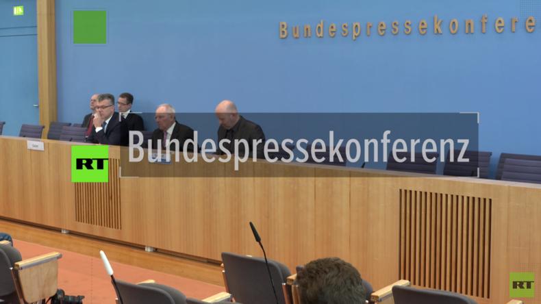 Wolfgang Schäuble: Wir haben im Nato-Vergleich keine überzeugende Verteidigungsquote