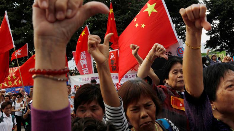 """EU zahlt 2,5 Millionen Euro an NGOs, um chinesische """"Zivilgesellschaft zu stärken"""""""