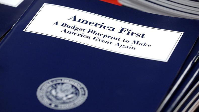 USA werden Ausgaben für Außenpolitik und Umweltschutz um je ein Drittel kürzen
