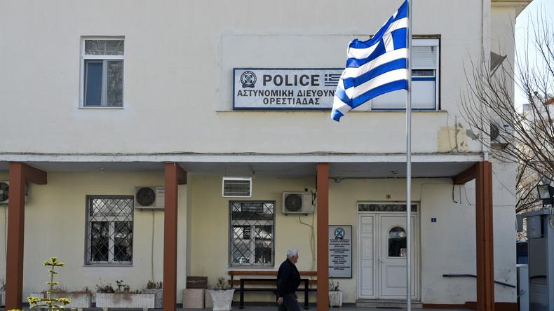 Griechische Polizei: Hinter der Explosion im IWF-Büro in Paris stehen griechische Anarchisten