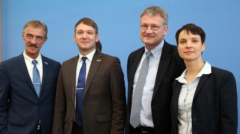 Mainzer Landtag hebt Immunität von AfD-Fraktionsvorsitzendem auf