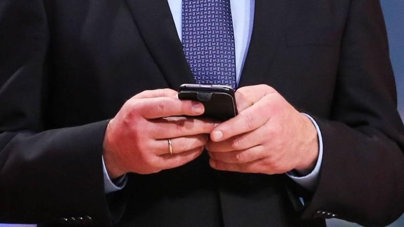 Studie: Briten haben genauso große Angst vor Handy-Verlust wie vor Terrorangriffen