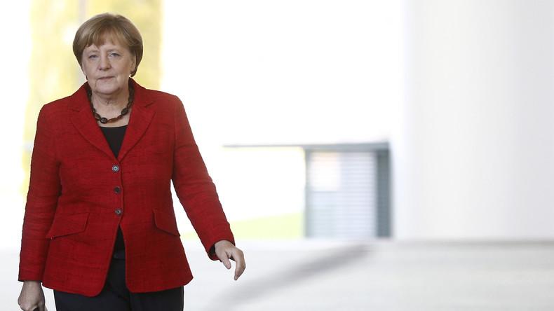 Keine Wertegemeinschaft: Angela Merkel trifft Donald Trump