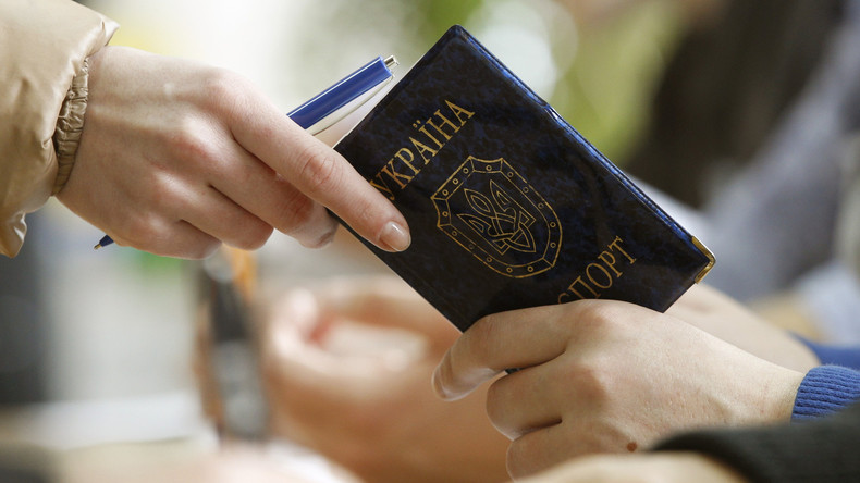 Die Ukraine bietet Staatbürgerschaft für 100.000 US-Dollar an