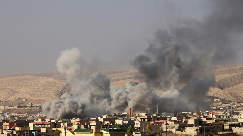 """Human Rights Watch: US-geführte Offensive auf Mossul ist """"schmutzig und brutal"""""""