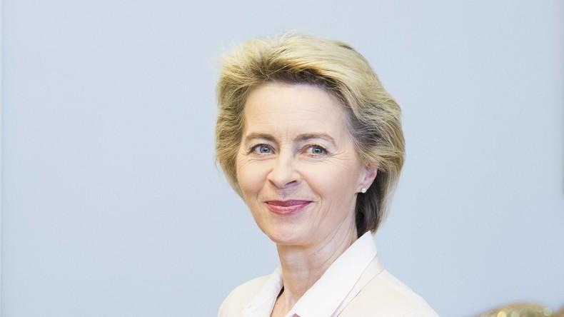 """Ursula von der Leyen schlägt """"Aktivitätsindex"""" der NATO-Staaten vor"""