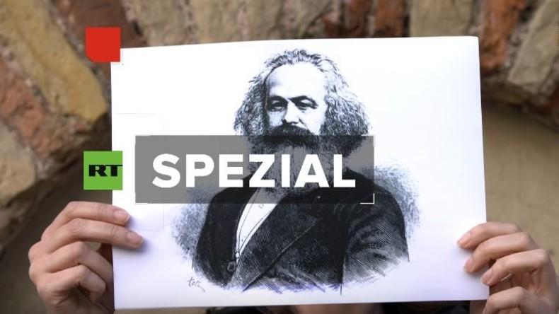 """Kontroverse in Trier um geschenkten Karl Marx """"Made in China"""""""