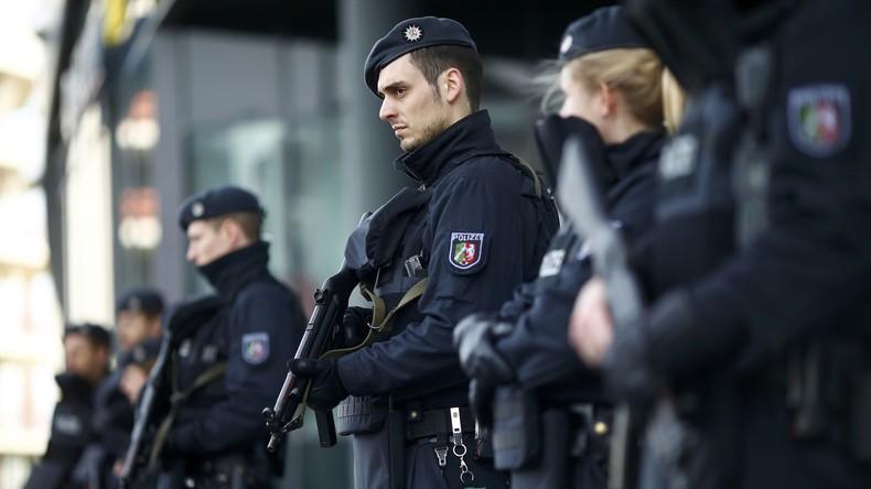 Terror-Alarm in Essen: Dschihadist chattete offenbar mit Verfassungsschutz