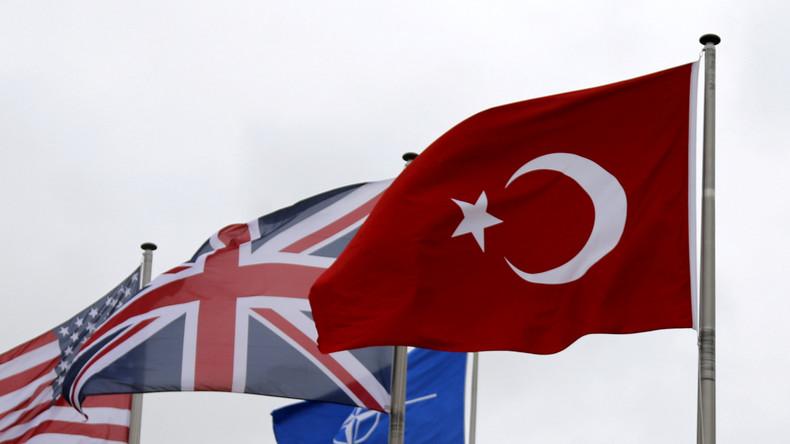 Türkei blockiert Projekte zwischen Österreich und NATO - Als nächstes eurasische Neuorientierung?