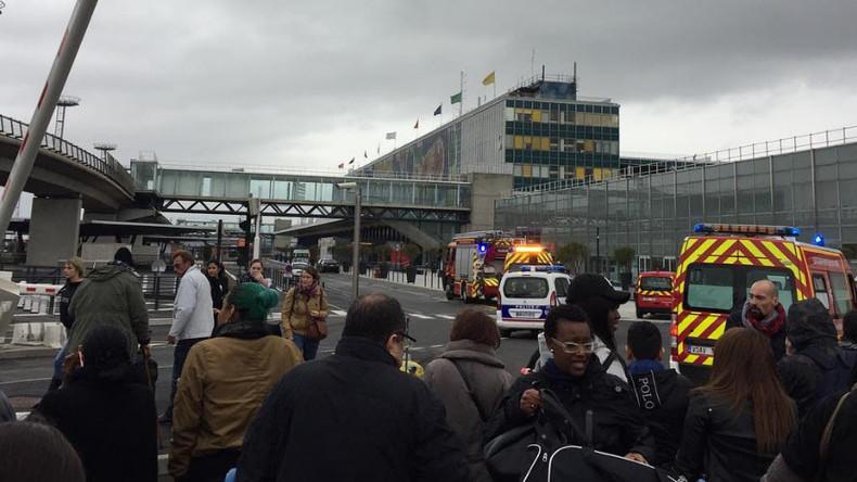 Französische Militärs erschießen Angreifer am Flughafen Paris-Orly