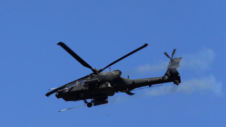 Jemen: 42 Menschen sterben bei Angriff eines Apache Helikopters auf ein Flüchtlingsboot