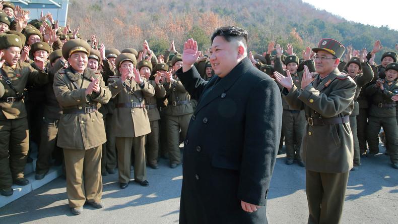 Kim Jong-un verkündet Entstehung nordkoreanischer Raketenbauindustrie