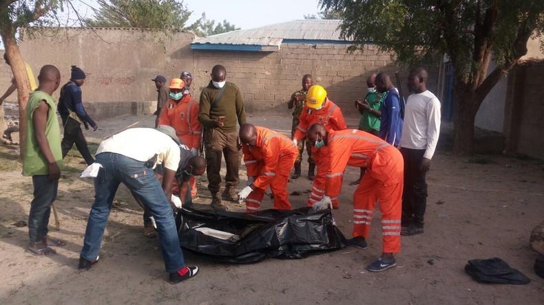 Vier Menschen sterben bei Selbstmordanschlag in Nigeria