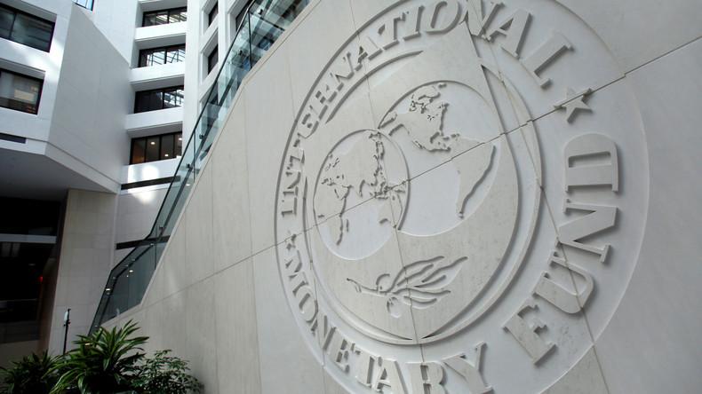 IWF setzt Wirtschaftshilfe für Kiew vorübergehend von der Tagesordnung ab