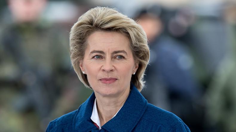 """Ursula von der Leyen lässt Donald Trumps Kritik abblitzen: """"Es gibt kein NATO-Schuldenkonto"""""""