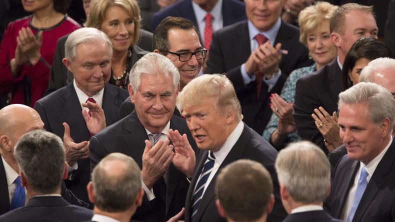 Geheimdienstausschuss im US-Repräsentantenhaus sieht keine Beweise für Deal zwischen Trump und Putin