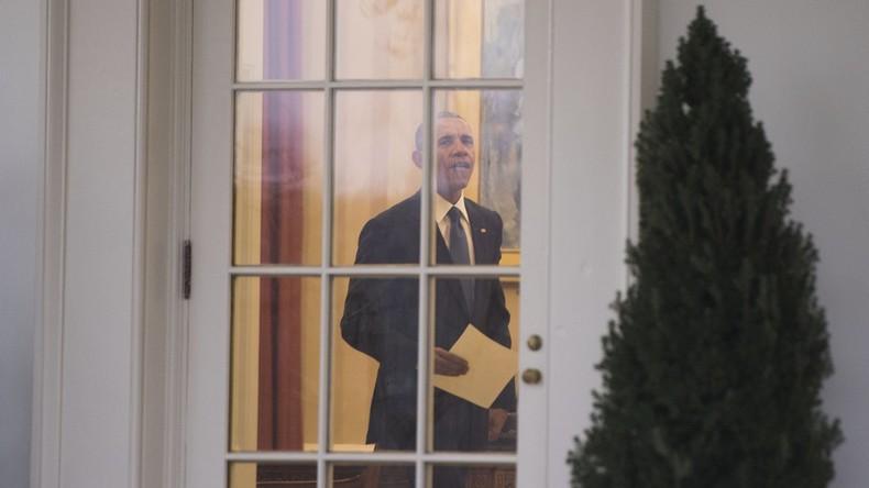 Über 145.000 Menschen unterzeichnen Petition gegen letzte Erlasse von Obama