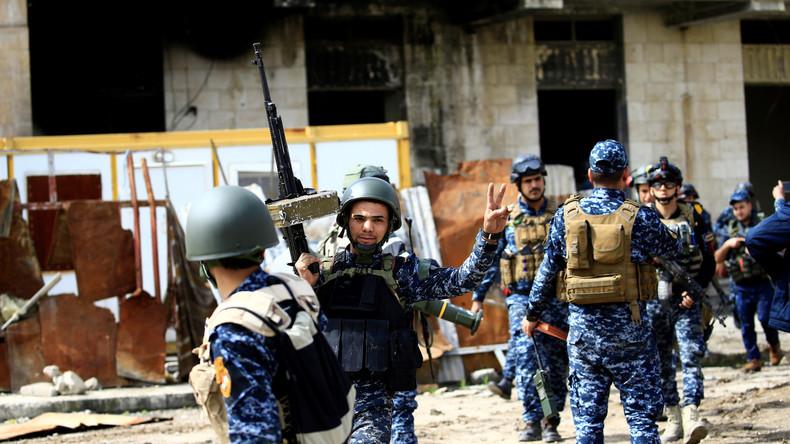 """Wildwest in Mossul: Irakische Armee erwarten blutige Straßenschlachten mit """"Islamischem Staat"""""""