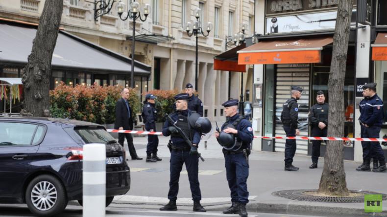 Finanz-Staatsanwaltschaft in Paris wegen Bombendrohung evakuiert