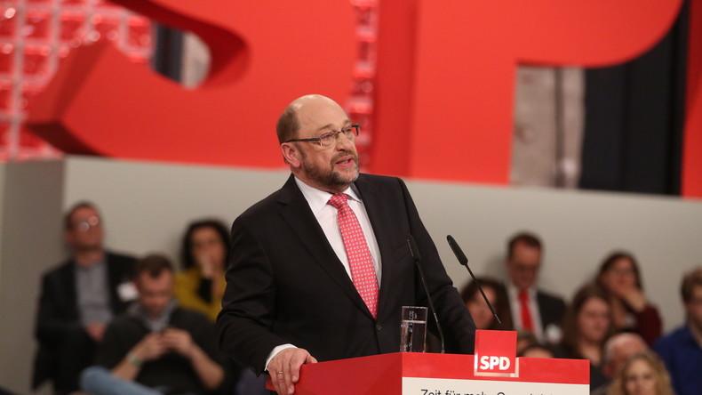 Zwischen Jubel und Skepsis: Reaktionen auf den 100-Prozent-Kandidaten Schulz