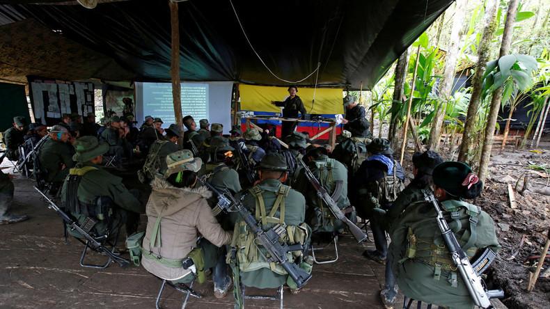 Frieden in Kolumbien: Entwaffnung der FARC-Rebellen hat begonnen