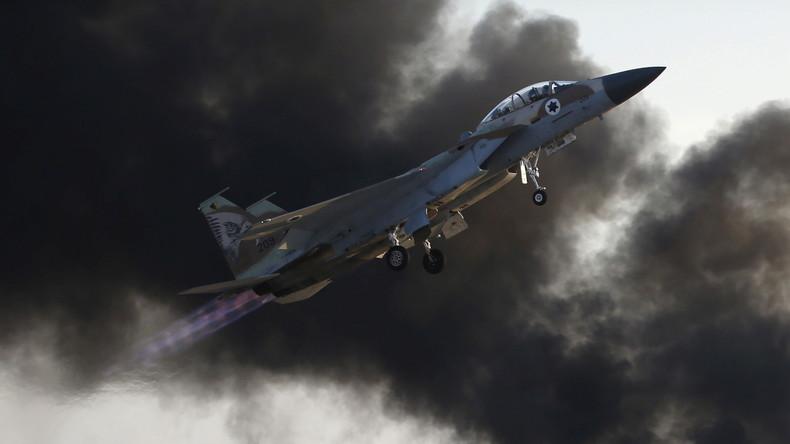 Syrischer UN-Gesandter: Russland hat Israel jegliche Angriffe in Syrien untersagt